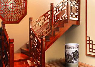 潍坊楼梯·中式系列