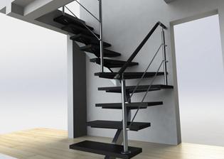 潍坊楼梯·现代系列