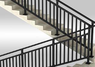 潍坊楼梯扶手
