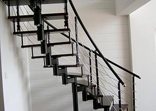 潍坊钢木楼梯材料