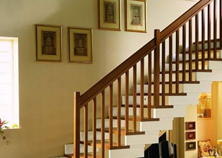 潍坊楼梯扶手材料